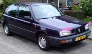 vrouwtjesauto
